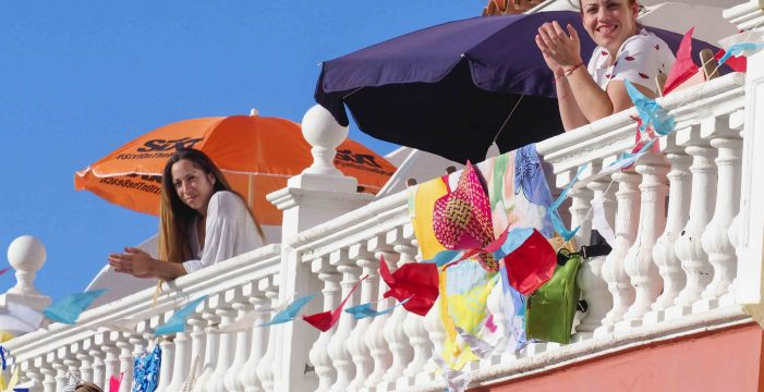 Estado de alarma: los dos meses que empujaron a Canarias hacia el abismo