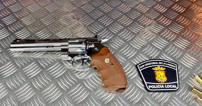 Detenido en El Cardonal tras amenazas a un vecino con un arma de aire comprimido