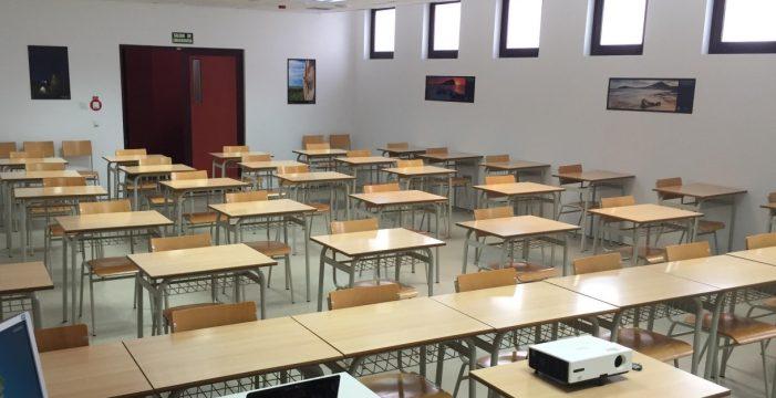 Un total de 34 alumnos en Canarias dan positivo por COVID-19 desde el inicio del curso