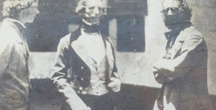 ¿Acaso fue esta la primera fotografía?
