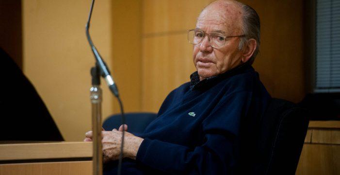 Jacinto Siverio, el anciano tinerfeño que mató al intruso que torturaba a su mujer, no irá a la cárcel