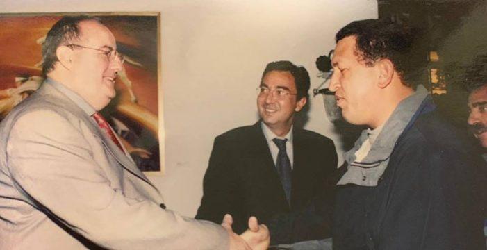 De Chaves a Chávez