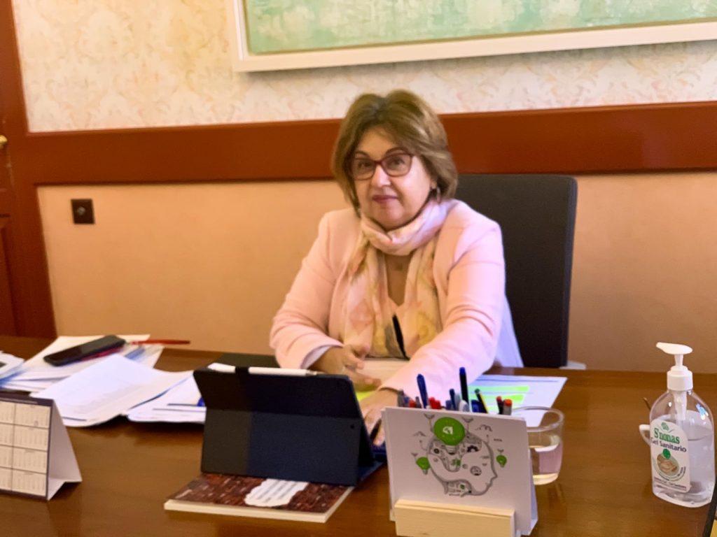 Josefa Mesa, alcaldesa de Guía de Isora / DA