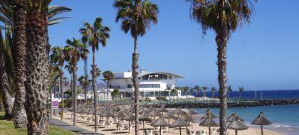 Las pernoctaciones hoteleras de turistas extranjeros caen en Canarias un 92,6% en octubre