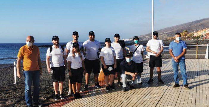 Güímar contrata a ocho auxiliares de vigilancia para sus playas