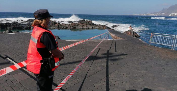Las principales zonas de baño del litoral de La Laguna abren desde mañana