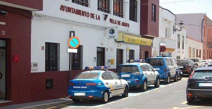 Dos menores denuncian una presunta agresión de policías de Arafo