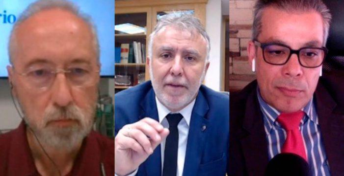 "Torres apela a la ""altura de miras frente al tacticismo"" para reactivar Canarias"