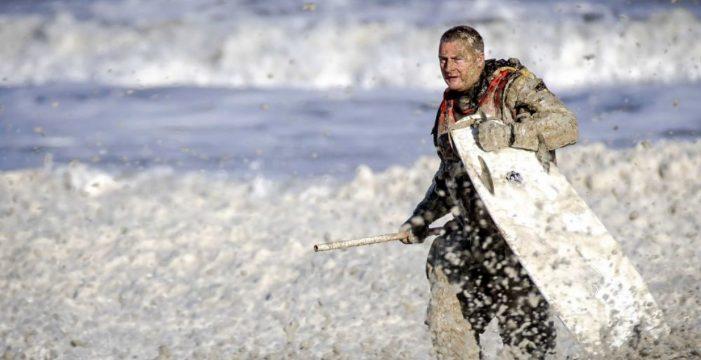 El fenómeno relacionado con la muerte de cinco surfistas en una playa holandesa
