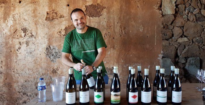 El vino Táganan Margalagua 2017, premiado en Alemania