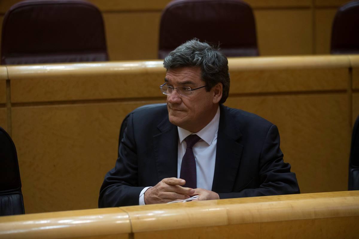 El ministro de Inclusión Segiridad Social y Migraciones, José Luis Escrivá. EP