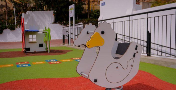Santa Cruz reabre parques infantiles y adapta aforos al nivel 2 de la alerta