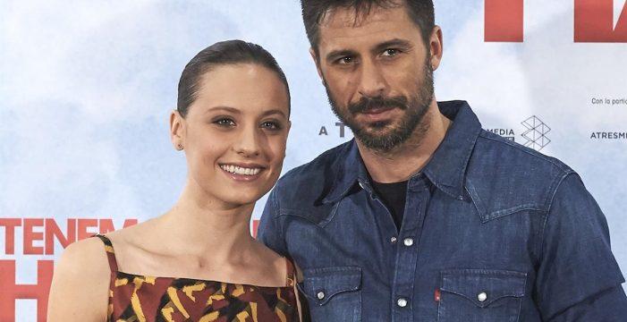 Confirmado: Lucas y Sara vuelven a 'Los hombres de Paco'