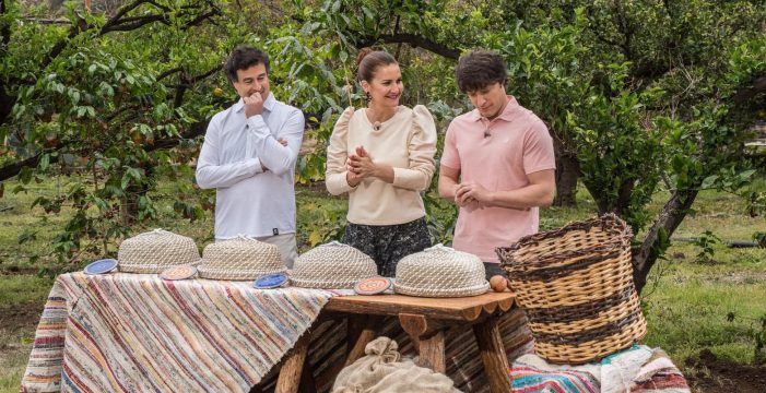 Master Chef viaja a Gran Canaria para mostrar los cafetales de Agaete
