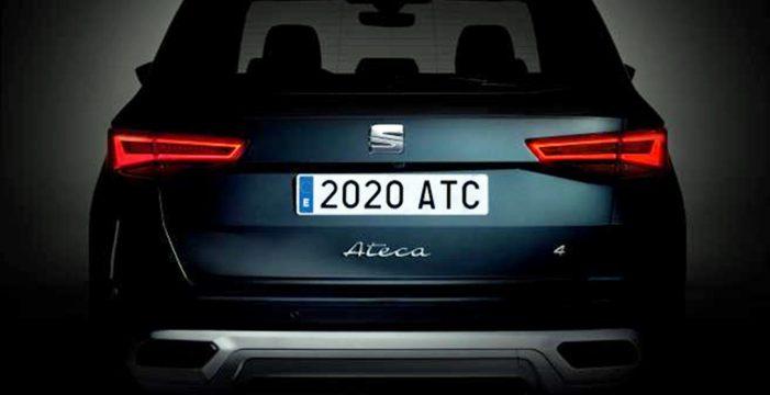 Nuevo Ateca 2020: el exitoso SUV compacto de SEAT se renueva
