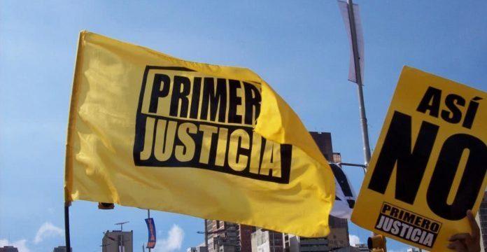 El Supremo de Venezuela suspende a la junta directiva de Primero Justicia