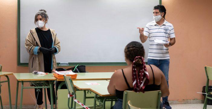 ANPE aplaude  el trabajo de los docentes y pide mantener el aumento actual