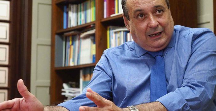 """Blas Trujillo: """"La sanidad pública es el pilar del sistema de salud, y se derivará a la privada lo que se deba derivar"""""""