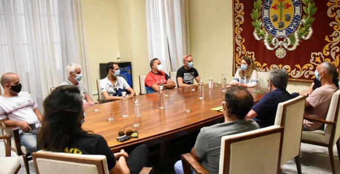 El Ayuntamiento de Santa Cruz de Tenerife informa a los clubes sobre la situación de la Piscina Acidalio Lorenzo