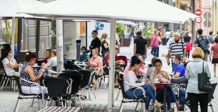 Santa Cruz tendrá terrazas exprés hasta mayo