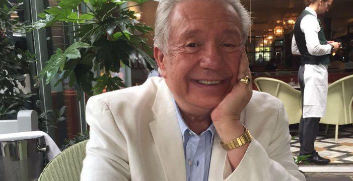 Adiós a Guillermo Fantástico González, uno de los grandes de la televisión en Venezuela
