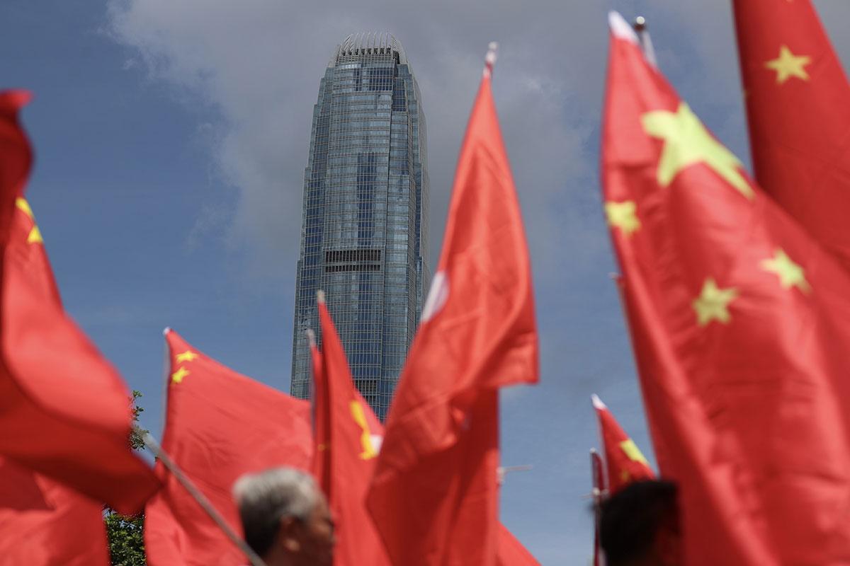 CHINA LEY SEGURIDAD NACIONAL HONG KONG