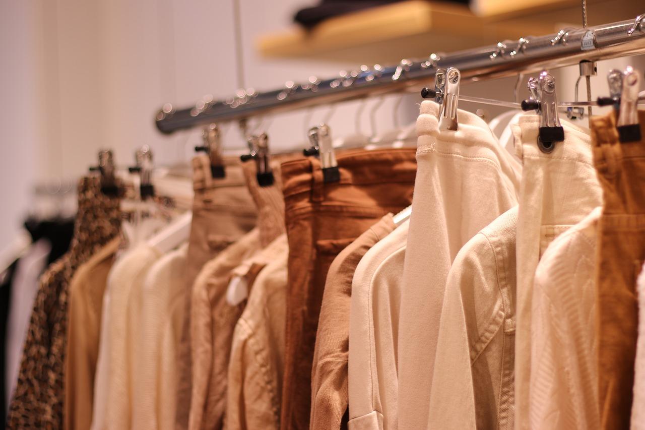 Imagen de recurso de una tienda de ropa. Pixabay