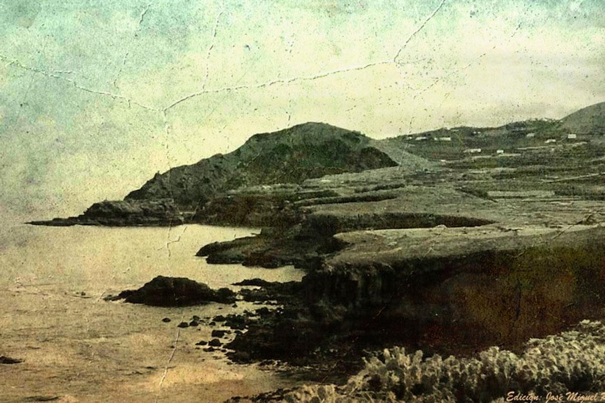 Faro de Punta Cumplida, en Barlovento