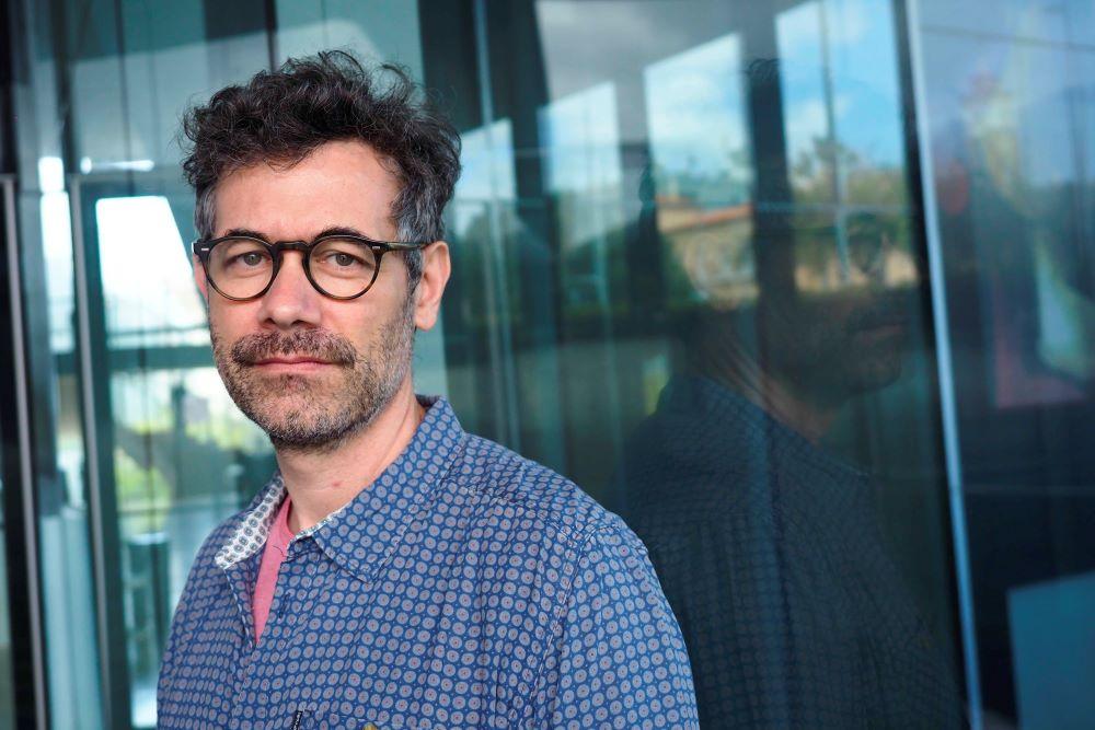 Gilberto González, director artístico del TEA