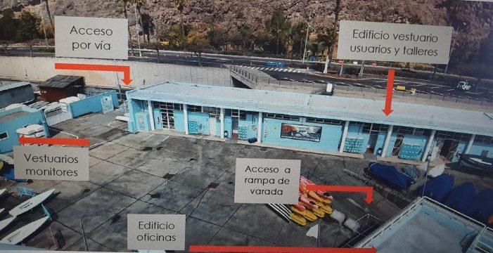 Rehabilitar el Cidemat tardará un año y costará  450.000 euros