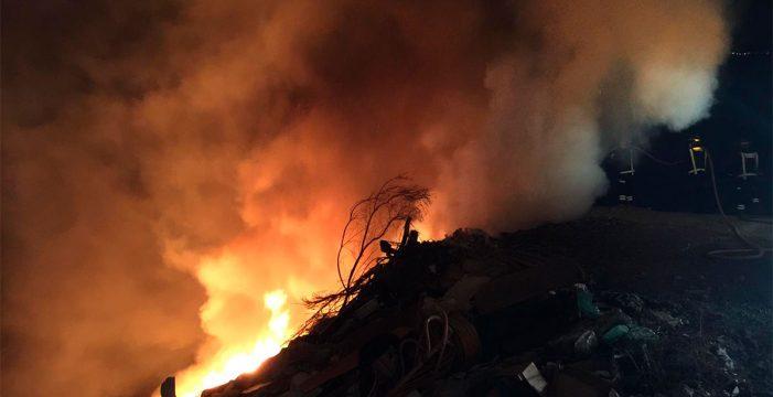 Alerta máxima en Canarias por riesgo de incendios forestales en cinco islas
