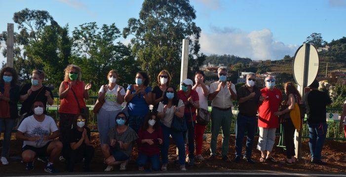 Vecinos 'en pie de guerra' por la construcción de otra gasolinera en Tacoronte
