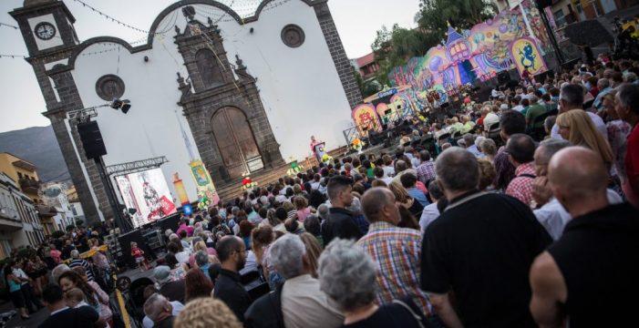 Güímar paga 14.999 euros, el límite de contrato menor, por las fiestas virtuales de San Pedro