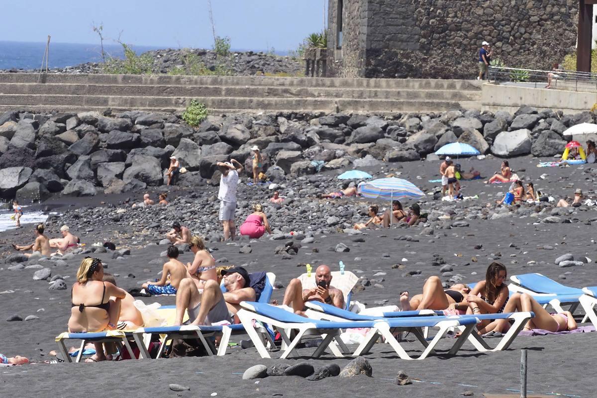El plan de reactivación turística anunciado por el         Gobierno se aprobará en breve. Sergio Méndez