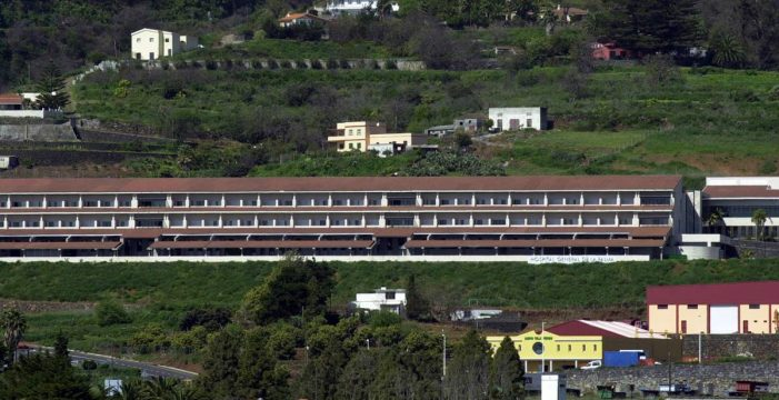 Sanidad declara al Hospital General de La Palma libre de coronavirus