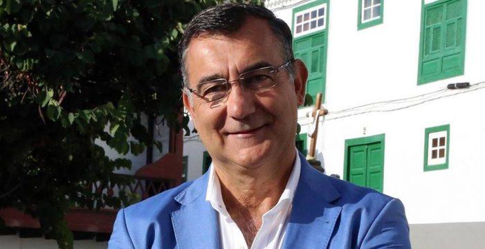 Juan Arturo San Gil, edil de Cs, se incorpora al grupo de Gobierno de Santa Cruz de La Palma