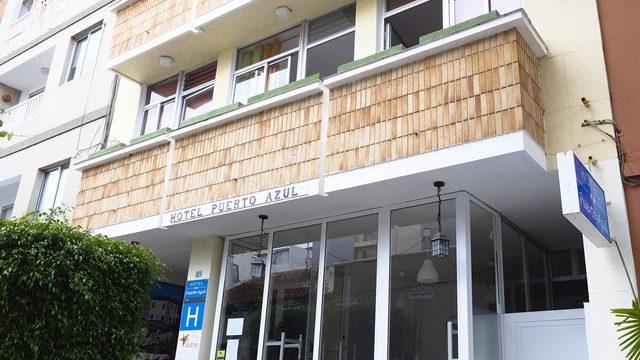 Reubican a las personas sin hogar que dejaron el hotel Puerto Azul