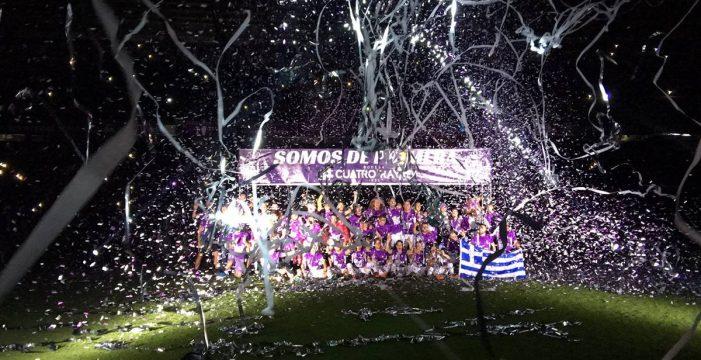 El Valladolid marca el camino