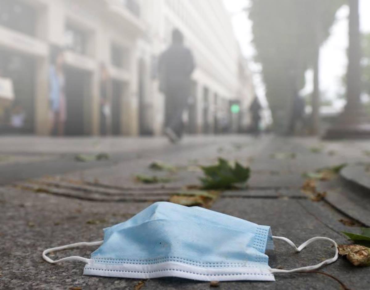 Canarias se enfrenta tras el coronavirus a una pandemia medioambiental. DA