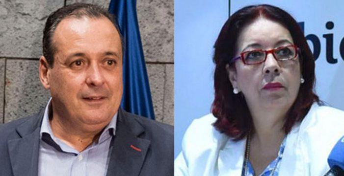 El posible nombramiento de Trujillo y Armas como consejeros agita al socialismo tienerfeño