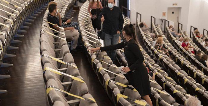 Auditorio de Tenerife, primer auditorio español en certificar con AENOR su plan frente a la COVID-19