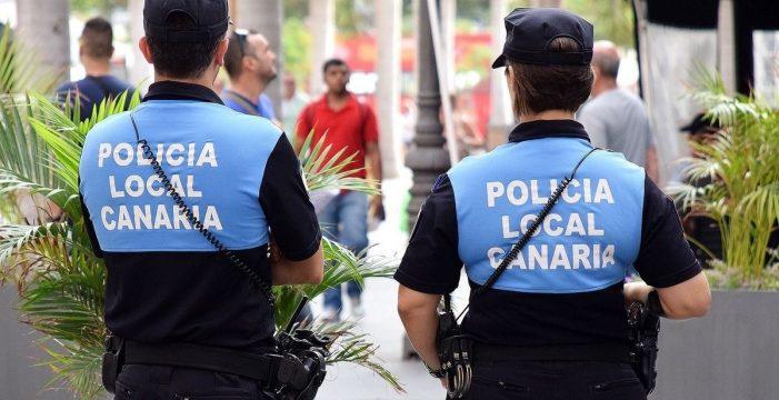 La Policía Local de Santa Cruz levanta 232 actas de infracción en una semana