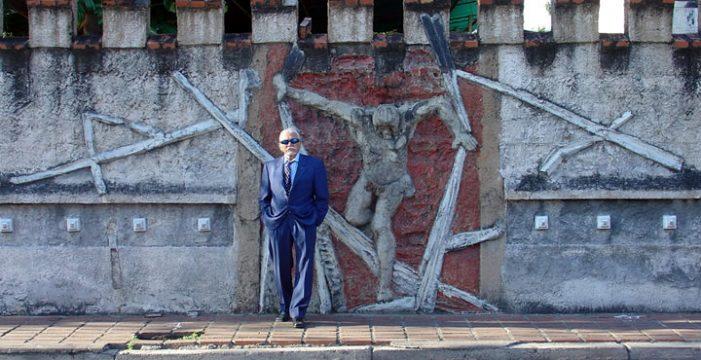 Muere asesinado en su casa de Venezuela el artista canario Antonio Otazzo
