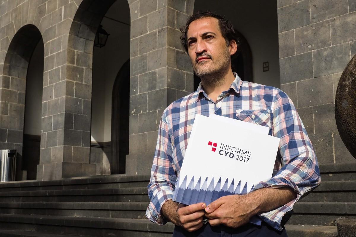 Ernesto Perera De Pablo. Sergio Méndez