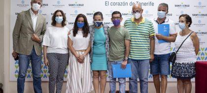 Santa Cruz  inicia el plan  de ascensores en  dos edificios del barrio La Salud