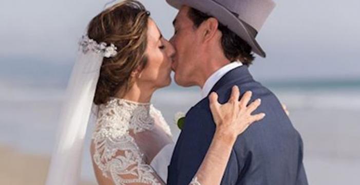 Paz Padilla, desgarradora declaración de amor a su marido en su aniversario