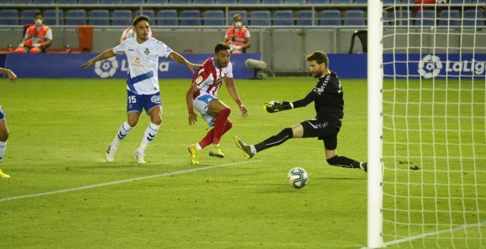 Se acabó la temporada para el Tenerife (1-2)