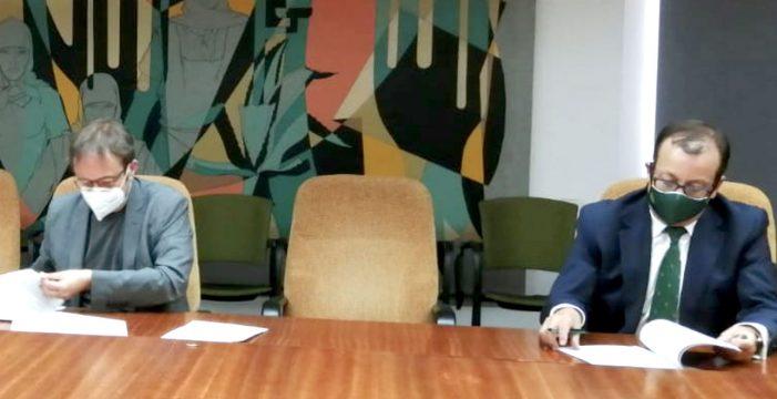 Cajasiete se adhiere a la iniciativa 'Financia Renovables' del Cabildo de Gran Canaria