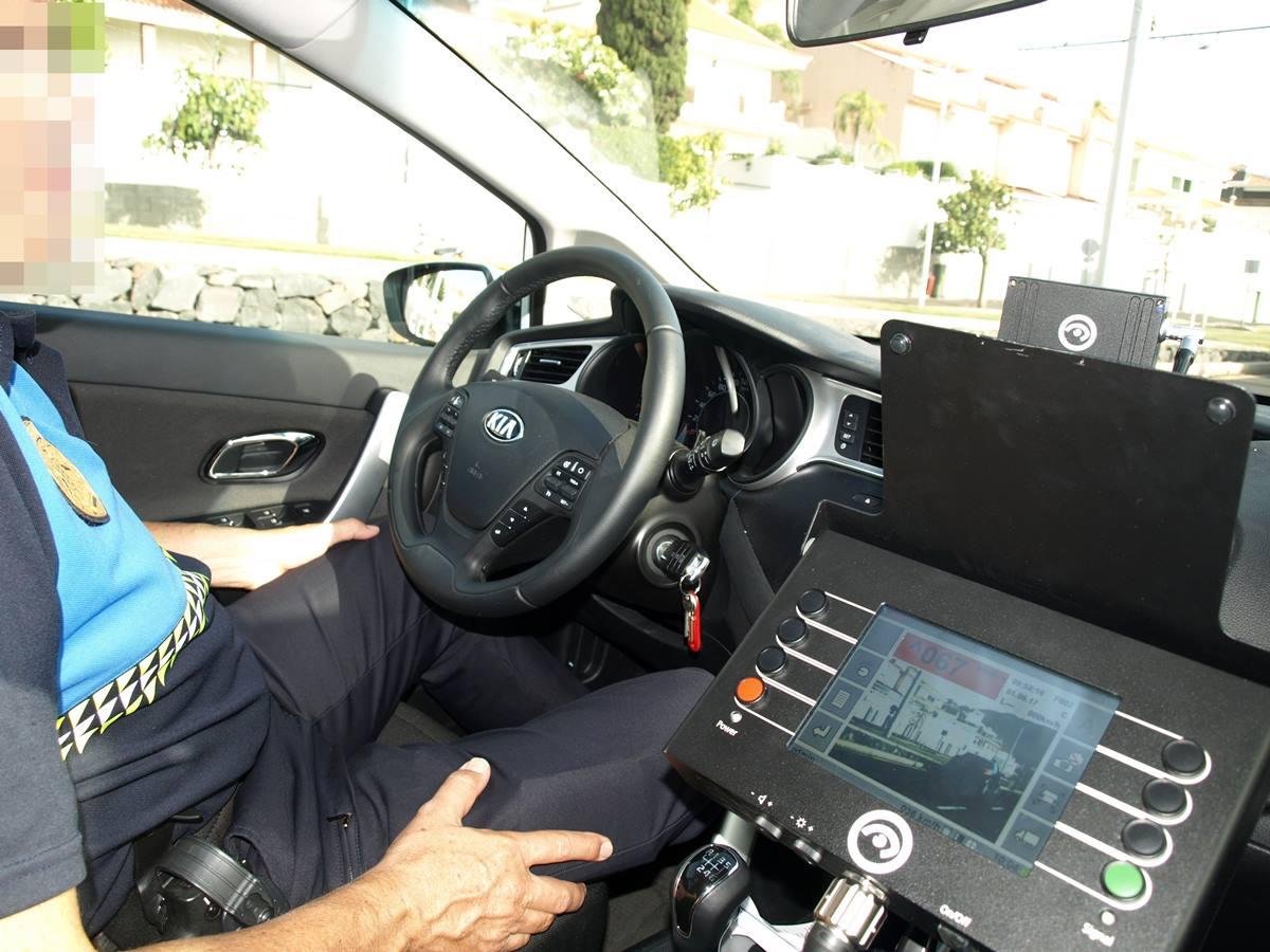 Agente de la Policía Local de Santa Cruz de Tenerife. DA