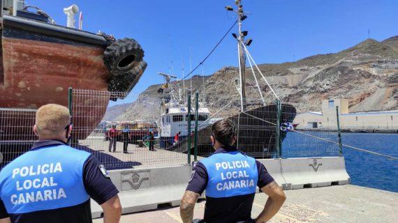 Faltan efectivos en la Policía Local de Santa Cruz, que desaconseja los escoltas